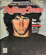 Jim Morrison Rolling Stone Magazine
