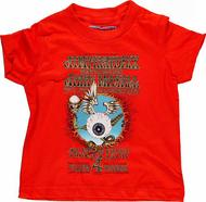 Jimi Hendrix Experience Kid's Retro T-Shirt