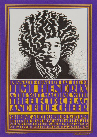 Jimi Hendrix ExperiencePostcard