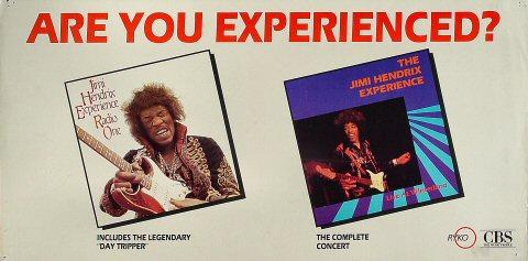 Jimi Hendrix ExperiencePoster