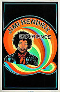 Jimi Hendrix Experience Poster