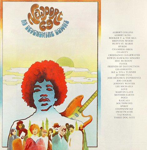 Jimi Hendrix Experience Program