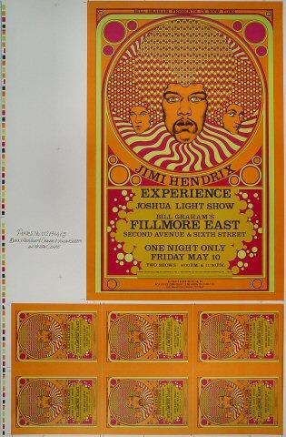 Jimi Hendrix Experience Proof