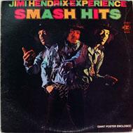Jimi Hendrix Experience Vinyl (Used)