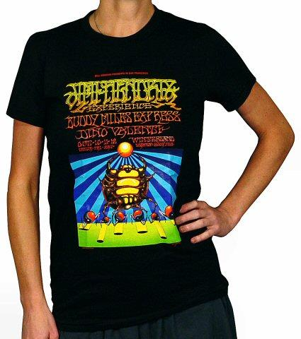 Buddy Miles Express Women's Retro T-Shirt