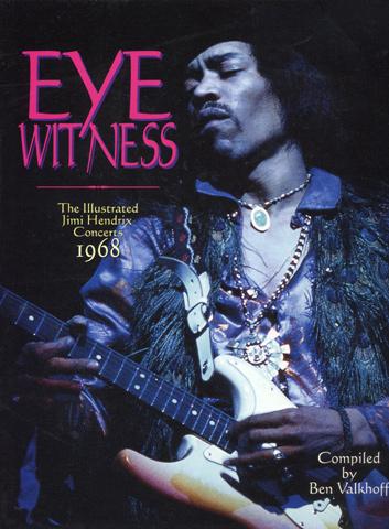 Jimi HendrixBook