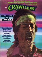 Robert Hunter Crawdaddy Magazine