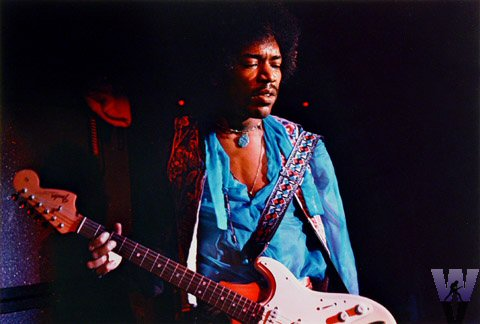 Jimi Hendrix: Red House