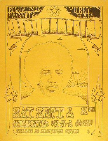 Jimi HendrixPoster