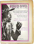 Jimi Hendrix Rolling Stone Magazine