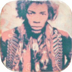 Jimi HendrixVintage Pin