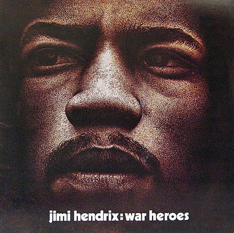 Jimi Hendrix Vinyl (Used)