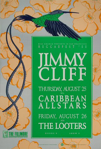 Jimmy CliffPoster