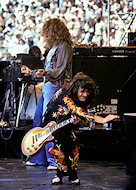 Led Zeppelin Fine Art Print