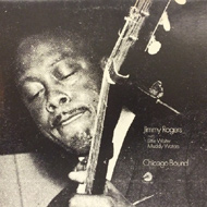 Jimmy Rogers Vinyl (Used)
