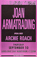 Joan Armatrading Poster