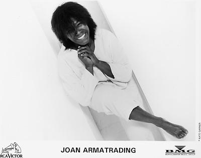 Joan Armatrading Promo Print