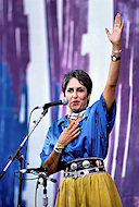 Joan Baez BG Archives Print