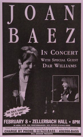 Joan BaezPoster