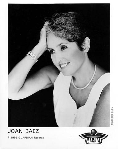 Joan BaezPromo Print