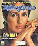 Joan Baez Rolling Stone Magazine