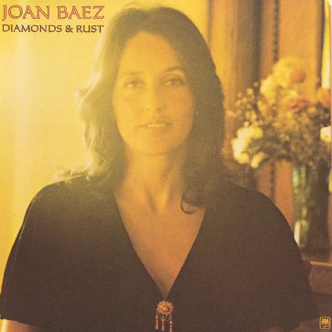 Joan Baez Vinyl (Used)