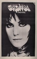 Joan Jett & The Blackhearts Program