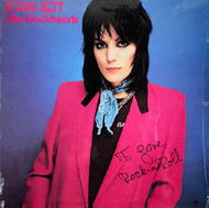 Joan Jett Vinyl (New)