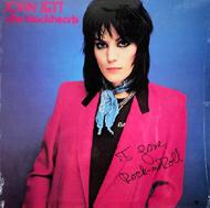 Joan Jett Vinyl