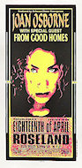 Joan Osborne Handbill