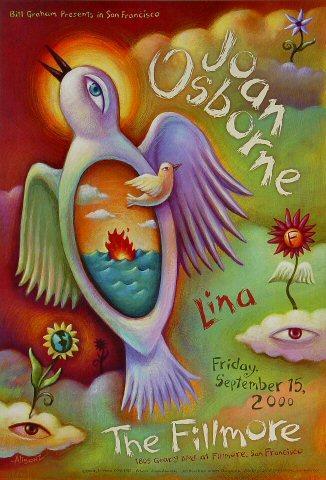 Joan Osborne Poster