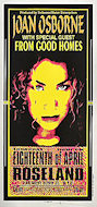 Joan Osborne Poster