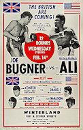 Joe Bugner Poster