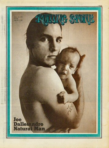 Joe Dallesandro Rolling Stone Magazine