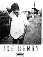 Joe Henry Promo Print