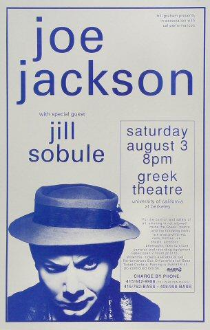 Joe Jackson Poster