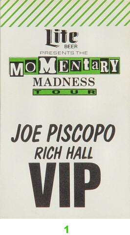 Joe PiscopoLaminate