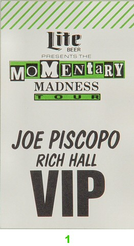 Joe PiscopoLaminate