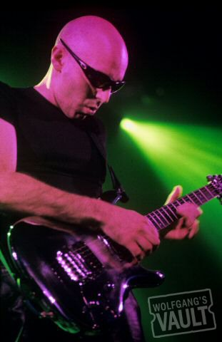 Joe Satriani BG Archives Print