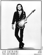 Joe Satriani Promo Print