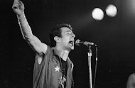 Joe Strummer Fine Art Print