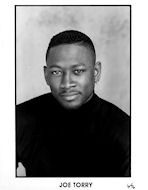 Joe Torry Promo Print
