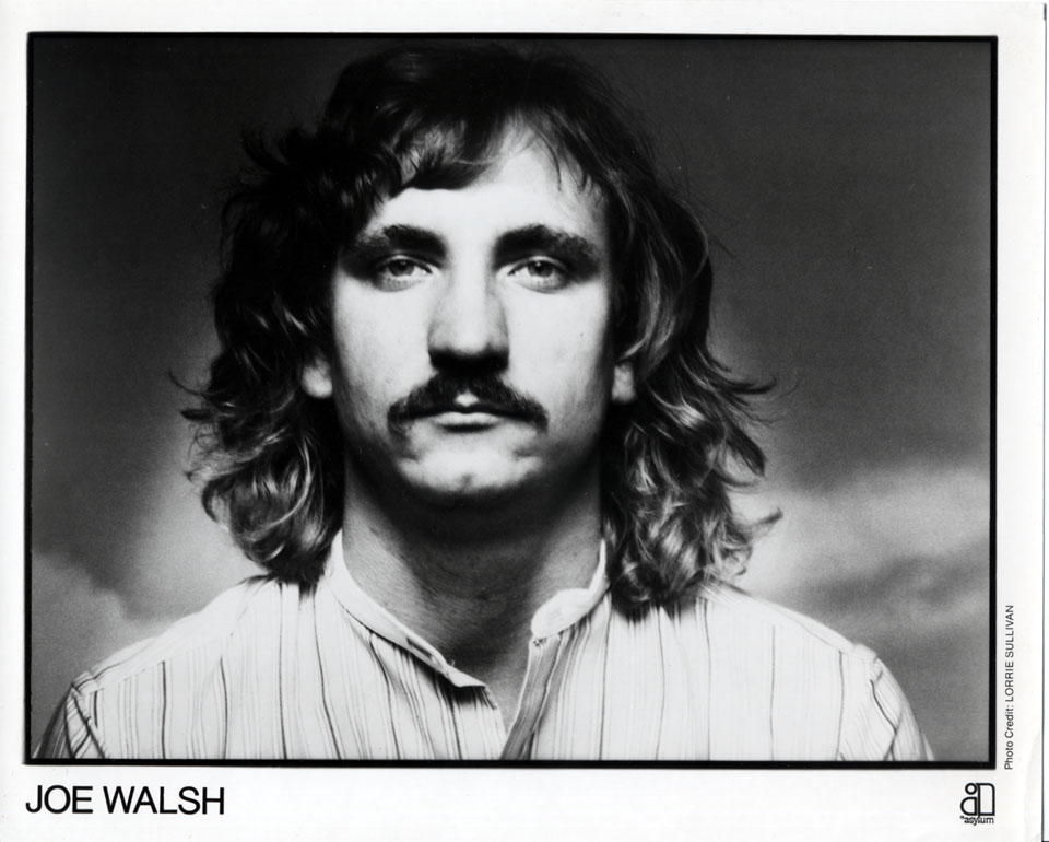 Case Design sell your phone cases : Joe Walsh Promo Print