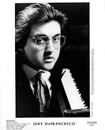 Joey Defrancesco Promo Print