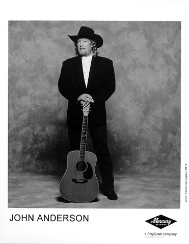 John AndersonPromo Print