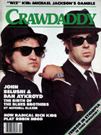 John Belushi Crawdaddy Magazine