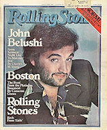 Boston Rolling Stone Magazine