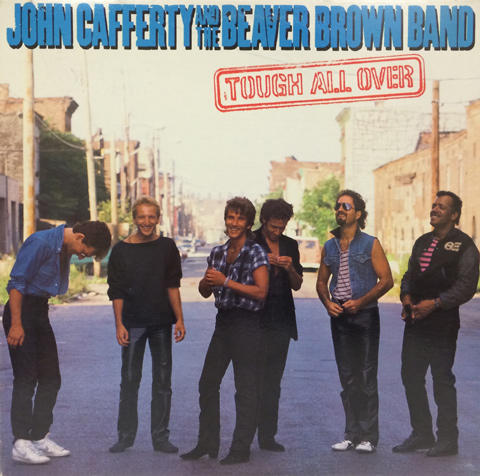 John Cafferty and the Beaver Brown Band Vinyl (Used)