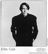 John Cale Promo Print