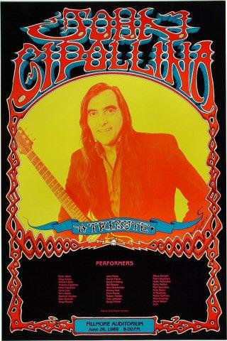John Cipollina Poster